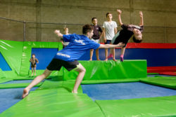 Freestyle Classes Leap Dunedin